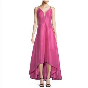 Calvin Klein Fuchsia Hi-Lo Dress